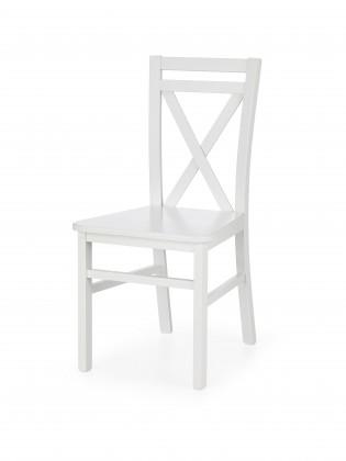 Dariusz 2 - Jídelní židle (bílá)