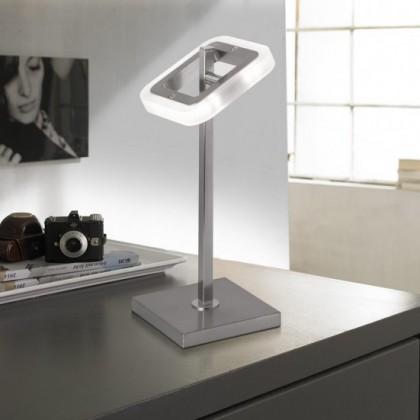 Davis - Lampička, LED (matný nikl/chrom)