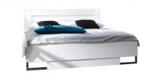 Davos - Postel 160 cm (alpská bílá)
