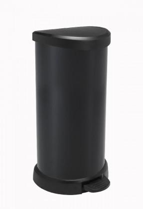 DECOBIN, 40l (plast,černá)