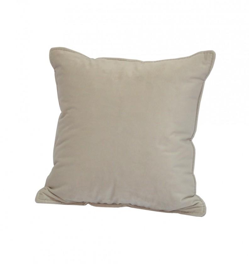 Dekorační polštáře Polštář (40x40 cm, bílá)