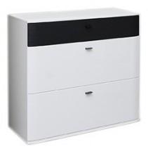 Denver Typ 07 (bílá artic/černá strukturovaná)