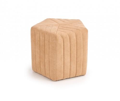 Designové taburety Taburet Mons béžová (látka)