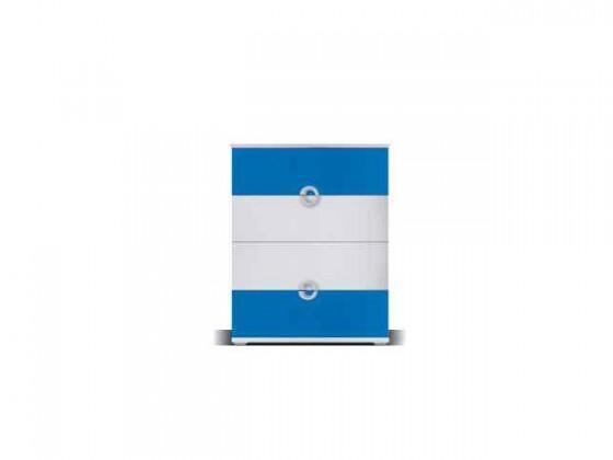 Dětská komoda Manta - Komoda 09 (modrá)