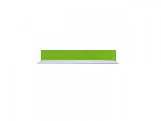 Dětská police Manta - Police 12 (zelená)