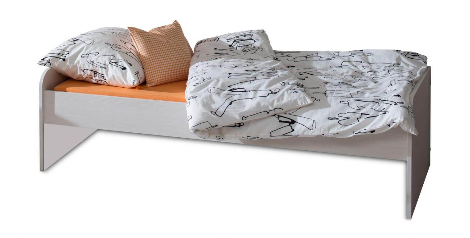 Dětská postel Happy Typ 17 (woodline creme )