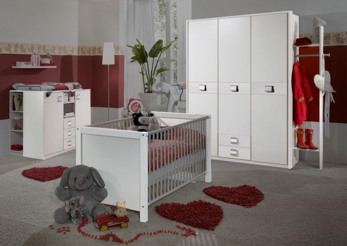 Dětská sestava Jette - 320440 (alpská bílá)
