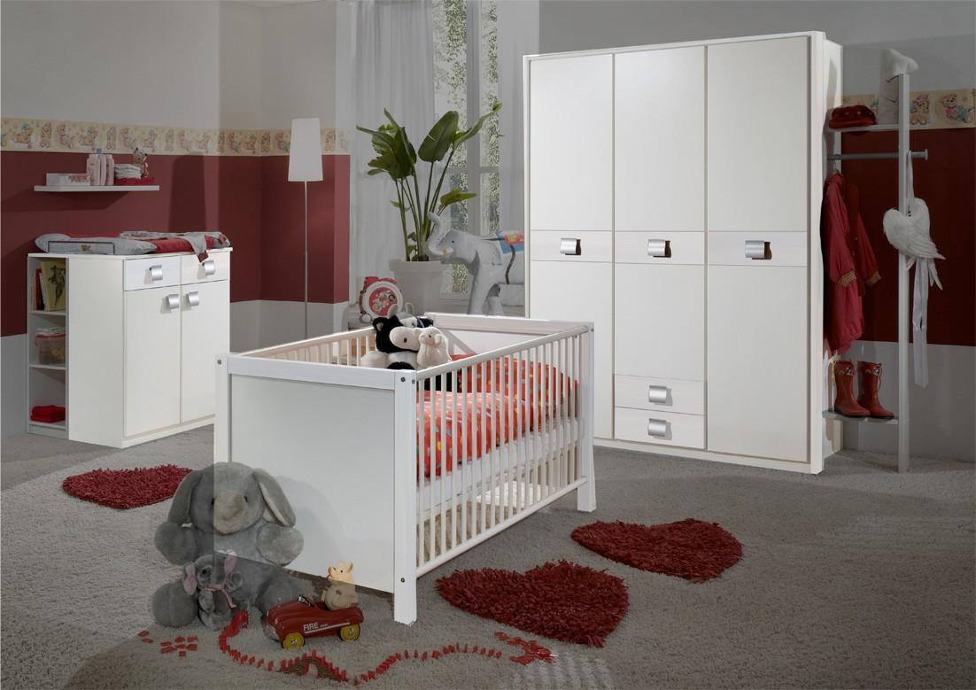 Dětská sestava Jette - 320947 (alpská bílá)