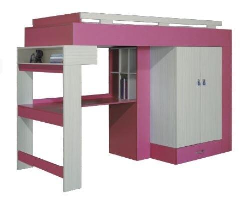 Dětská sestava Komi KM 15 (Růžová)