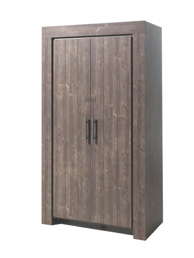 Dětská skříň Amazon - Skříň C430 (borovice maremma)