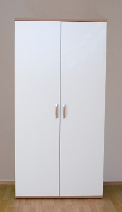 Dětská skříň LAMIVEX Twingo (Buk/slonová kost)