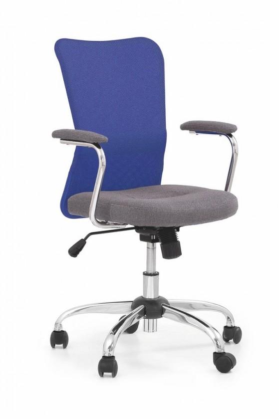 Dětská židle, křeslo Andy (Modrá)