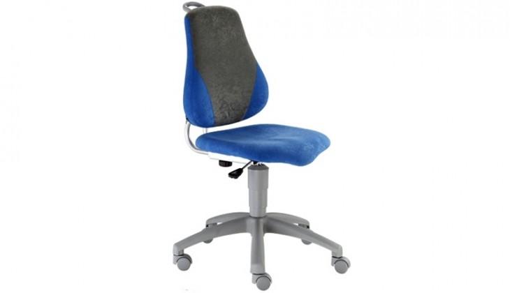 Dětská židle, křeslo Fuxo (modrá)