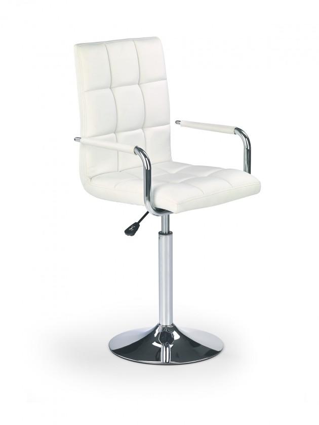 Dětská židle, křeslo Gonzo (bílá)