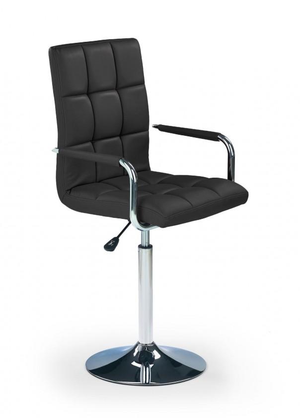 Dětská židle, křeslo Gonzo (černá)