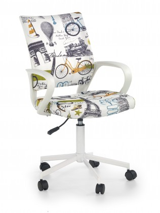 Dětská židle, křeslo IBIS paris -  dětská židle, područky regulace výšky sedáku
