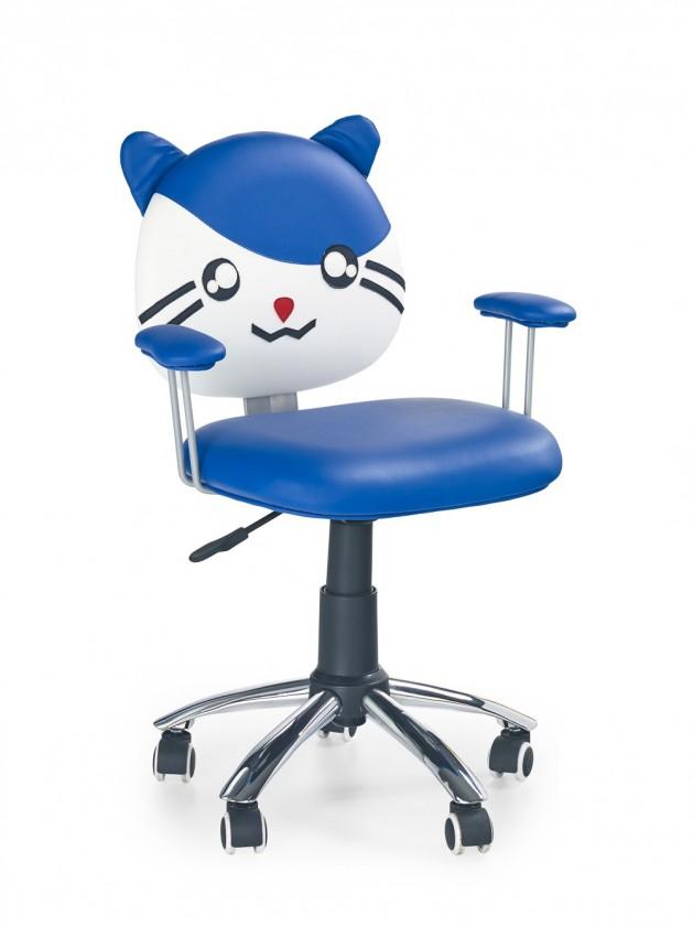 Dětská židle, křeslo Tom - dětská židle (modrá)