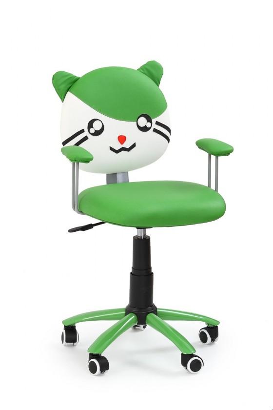 Dětská židle, křeslo Tom - dětská židle (zelená)
