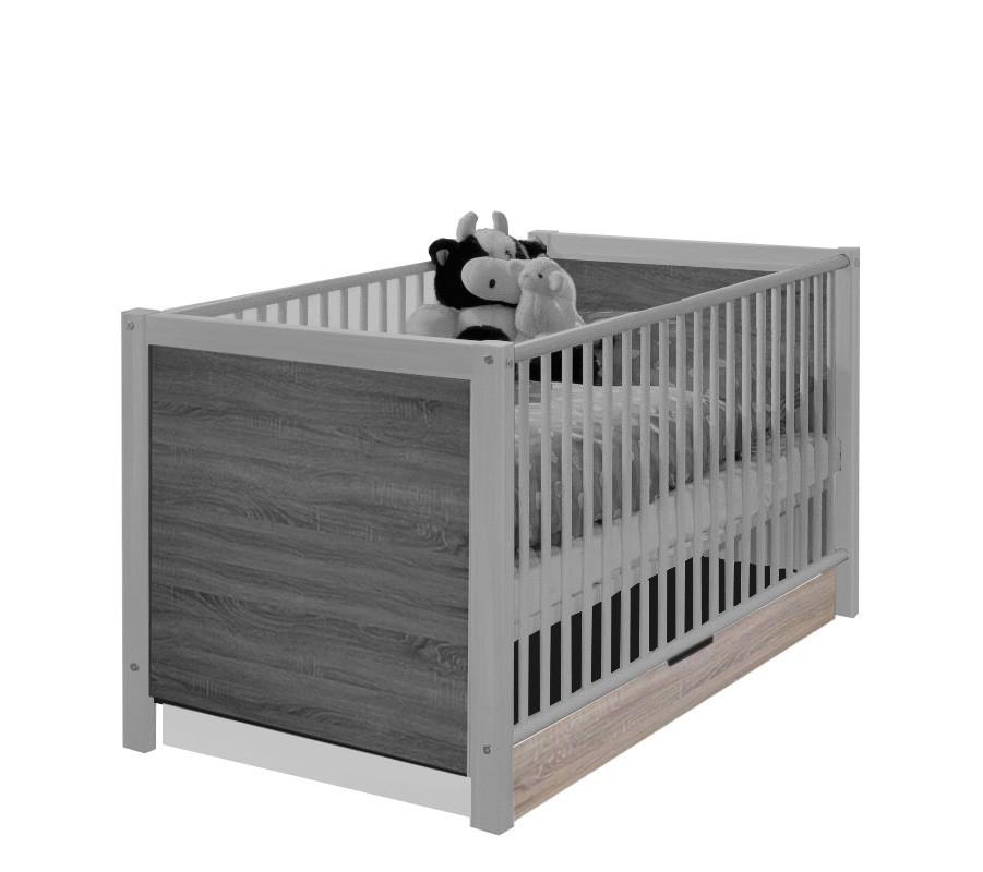 Dětské pokoje ZLEVNĚNO Jette - 321227 (alpská bílá / dub řezaný)