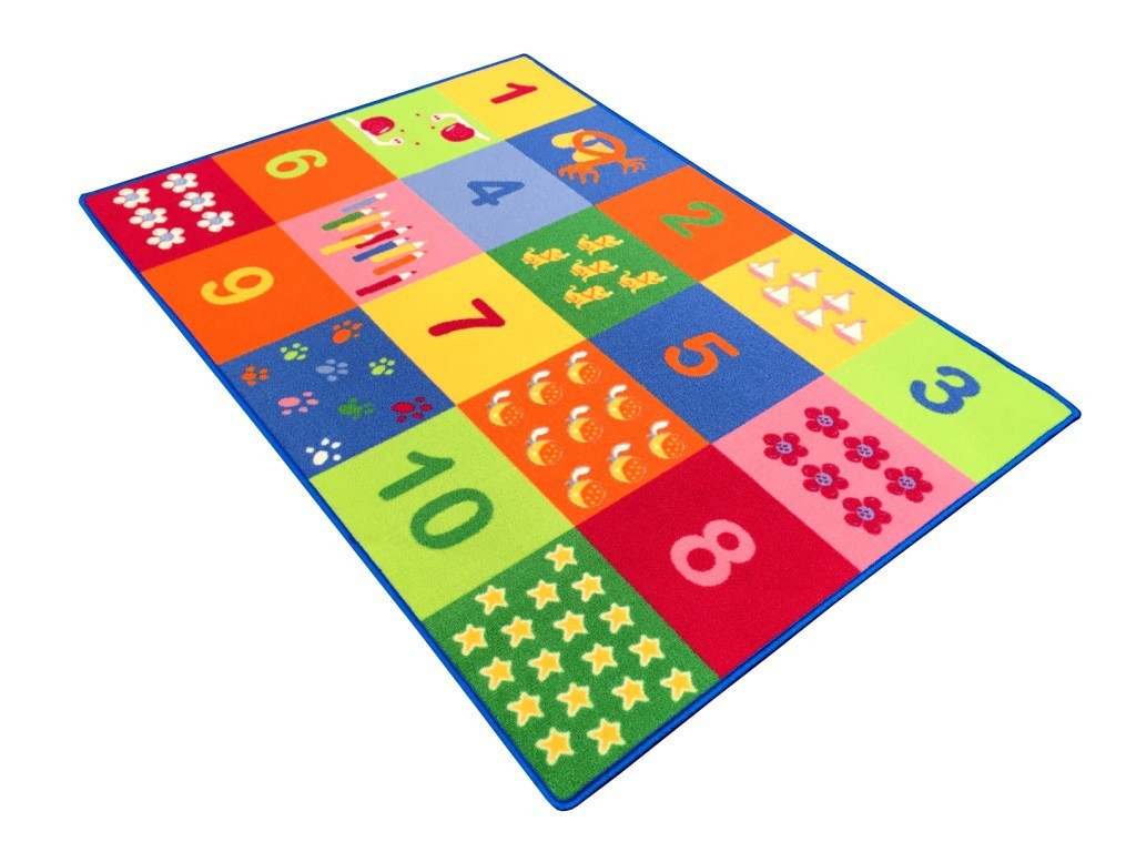 Dětský koberec 100x140 cm (twister)