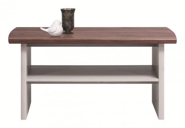 Dětský noční stolek Magic - Konferenční stůl (modřín sibiřský, dub)