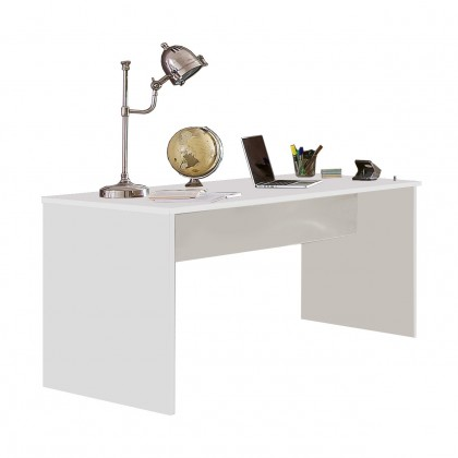 Dětský pracovní stůl Joker - Pracovní stůl (bílá, antracit)