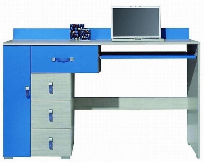 Dětský pracovní stůl Komi KM 13 (Modrá)