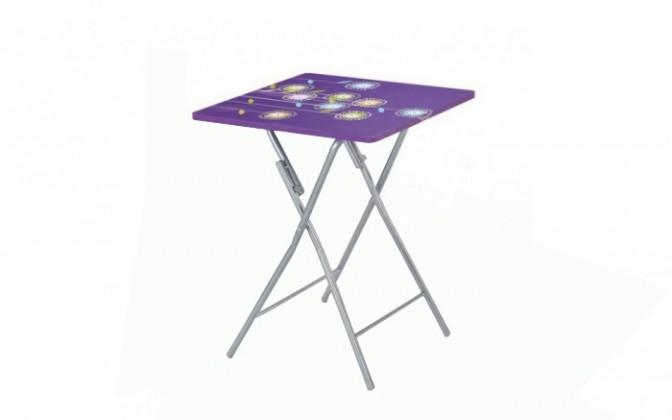Dětský pracovní stůl Mario (fialová)