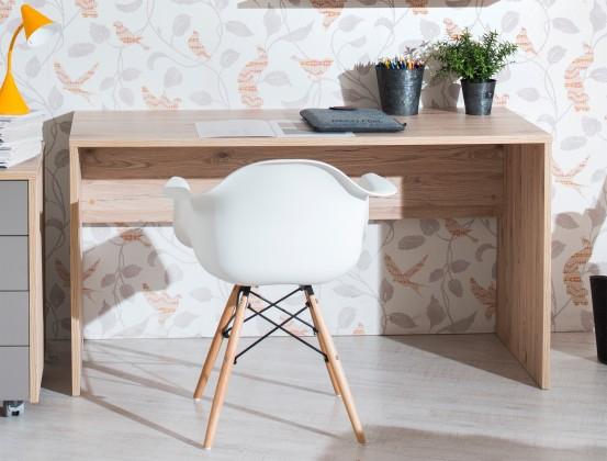 Dětský pracovní stůl Sand - Psací stůl 120 cm, typ 52 (dub)