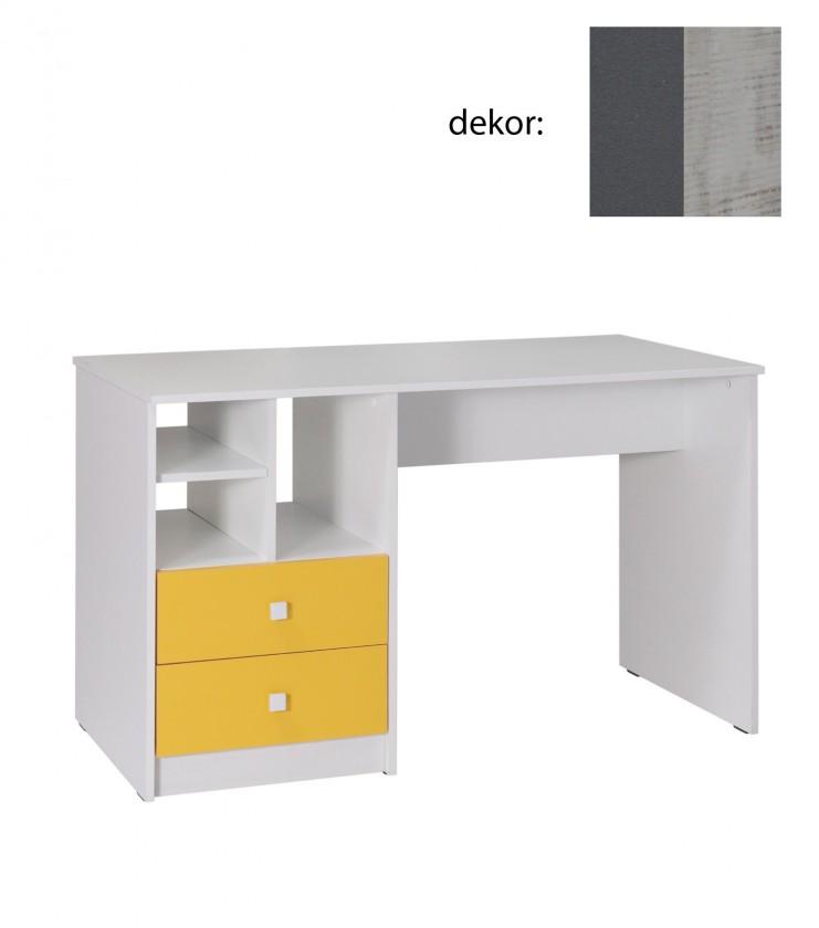 Dětský pracovní stůl Tommy 18 (šedá/enigma)