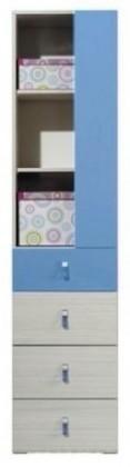 Dětský regál Komi KM 6 (Modrá)