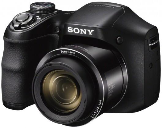 Digitální fotoaparát DSCH200B.CE3