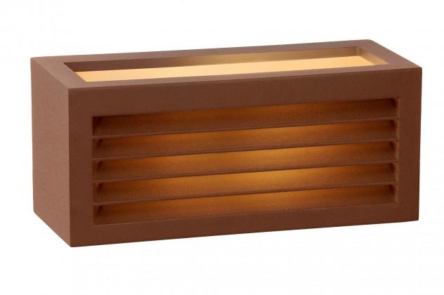 Dimo - venkovní osvětlení, 18W, E27 (bronzová)