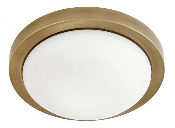 Disky - Nástěnná svítidla, E27 (bronzová/bílá)