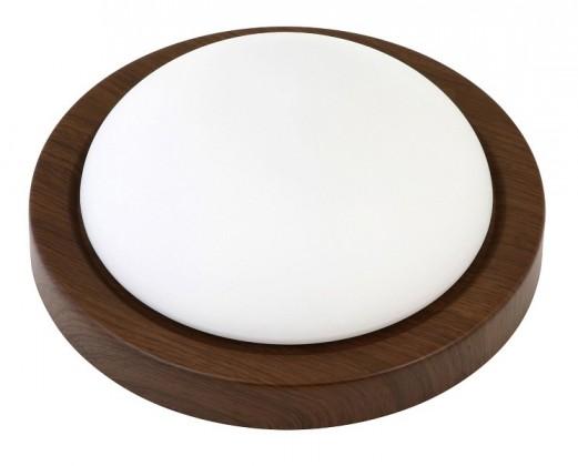 Disky - Nástěnná svítidla, E27 (wenge/bílá)