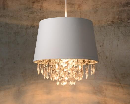 Dolti - stropní osvětlení, 24W, E27 (bílá)