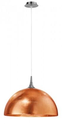 Dome - E27, 100W, 50x185x50 (stříbrná)