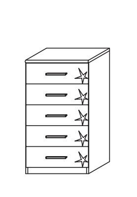 Doplněk Celle A9N27.67B4 (alpská bílá/lesk šedá písková)