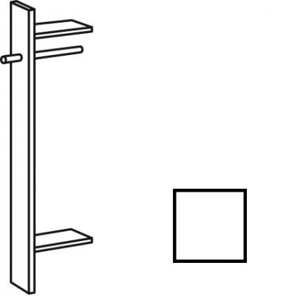 Doplněk Match Up - Vnější šatní set (alpská bílá)