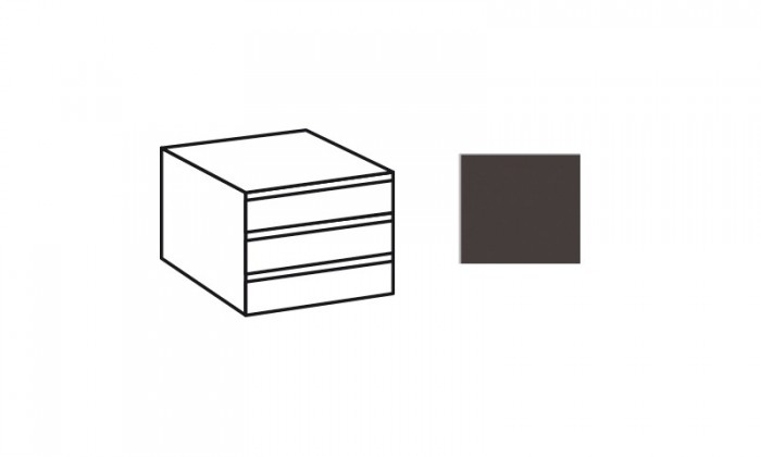 Doplněk Match Up - Vnitřní zásuvky (Lava)