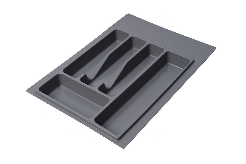 Doplněk Příborník ke kuchyním HENRY STYLE, 40 cm, šedá