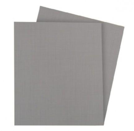 Doplněk Set polic 2 ks, 87x50 cm (síťovaná šedá)