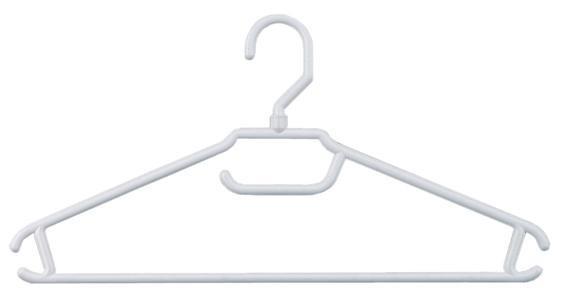 Doplněk TWISTER-Ramínko,plast (bílá)