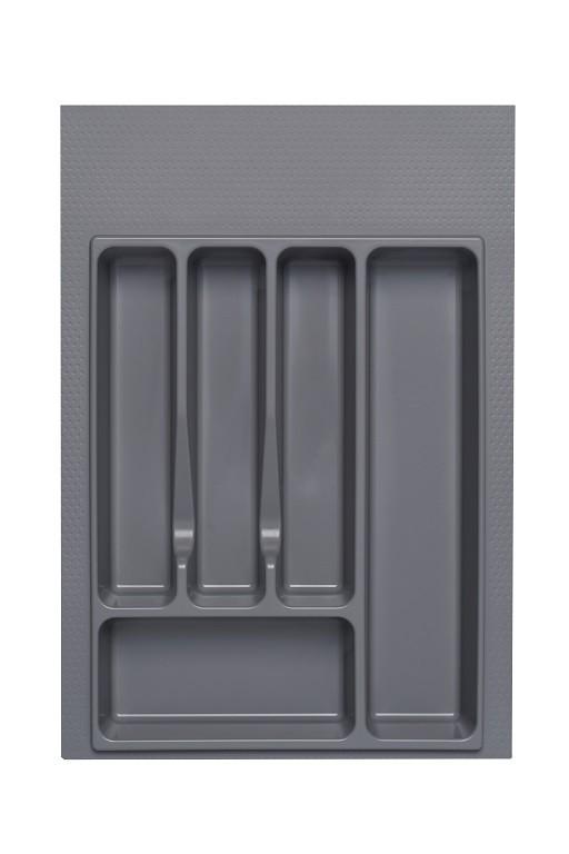 Doplněk Univerzální příborník 40 cm, šedá