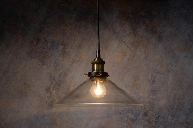 Doris - stropní osvětlení, 60W, E27 (bílá)