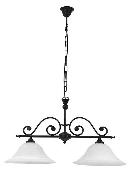 Dorothea - 7777 (matně černá/bílá alabastrová)