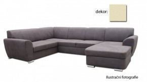 Dotti-U - Otoman vpravo, rozkládací, úložný prostor (madryt 912)
