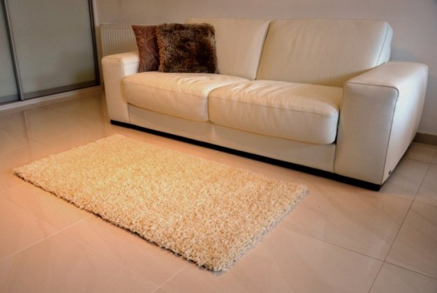 Dream Shaggy - koberec, 110x60cm (100%PP shaggy, béžová)
