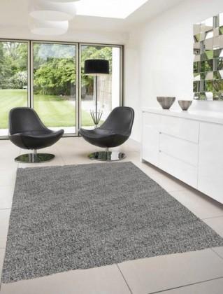 Dream Shaggy - koberec, 230x160cm (100%PP shaggy, šedá)