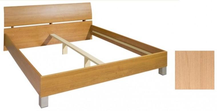 Dřevěná Cassanova 180/200 (buk 07)